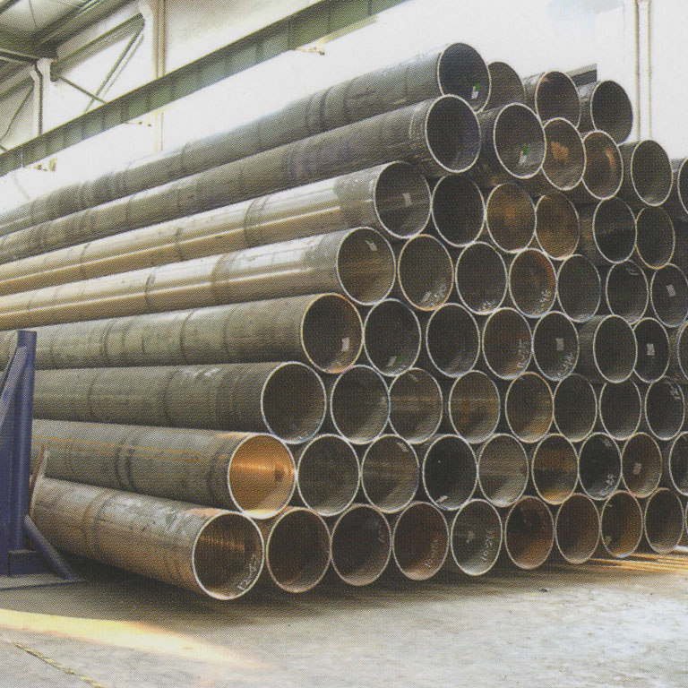 Seamless Pipes For High Pressure Cylinders