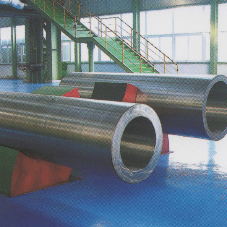 Seamless Pipes For Mechanical Structure and Low Temperature Use