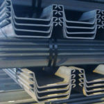 U Hot Rolled Steel Sheet Pile