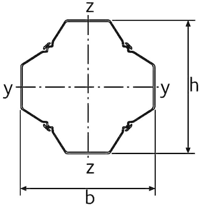 quadruple-u-box-pile