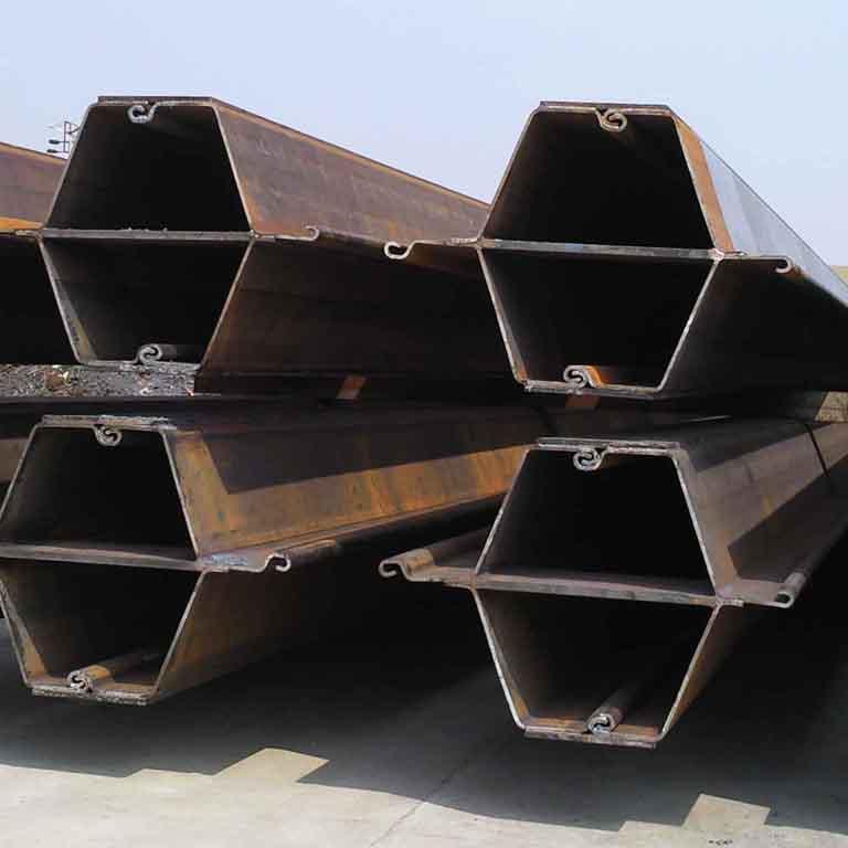 Box Piles