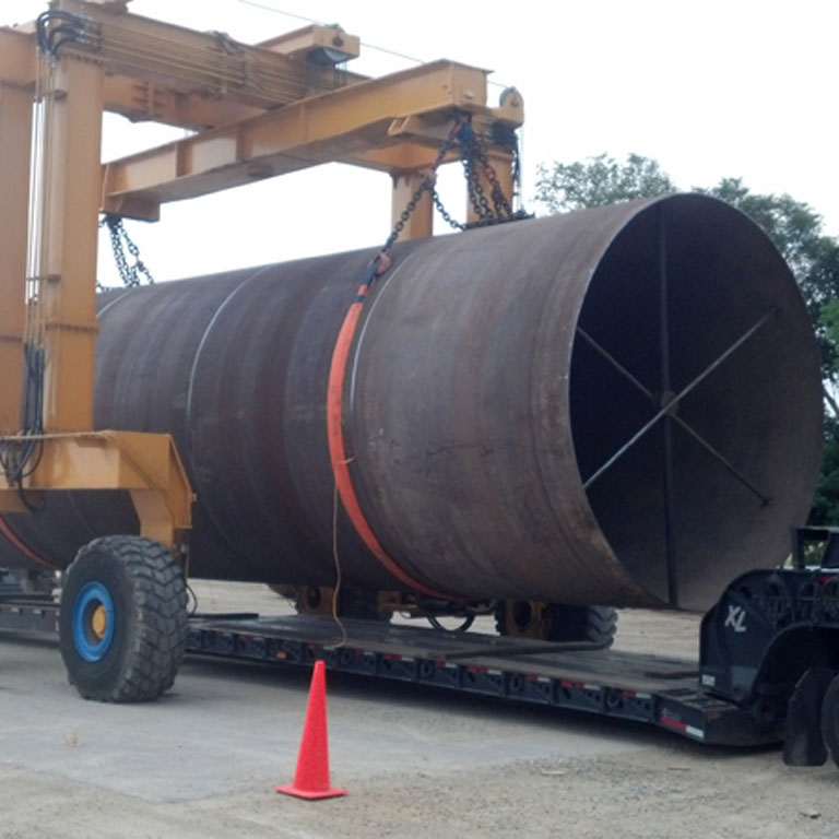 Rolled Weld Pipe - LSAW Pipe